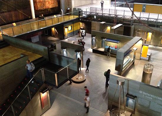 Muzeum Cosmocaixa
