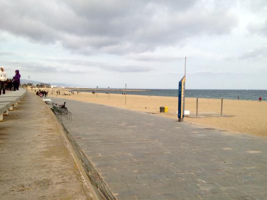 Barcelona nabízí moře, pláže a relax