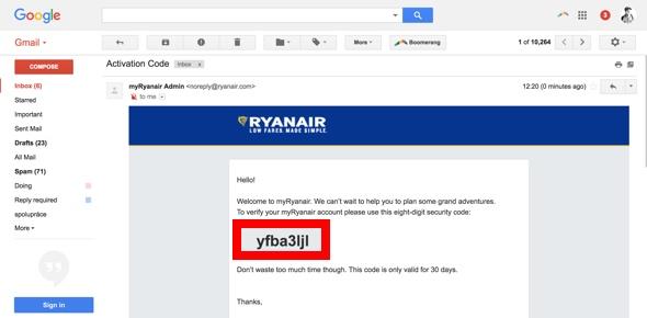 Levné letenky Ryanair do Barcelony
